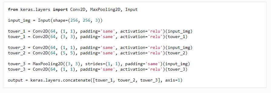 OKKY - keras 에서 코드 마지막에 붙은 괄호들이 도대체 뭔가요?